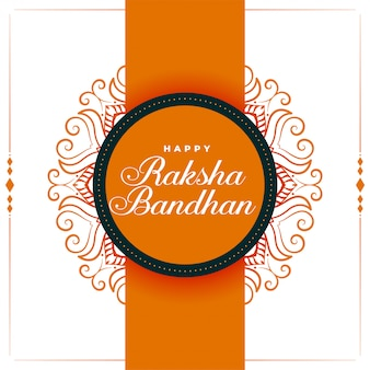 Indian rakshabandhan traditional festival greeting  background