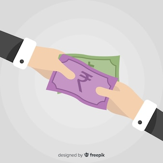 Платежи индийских рупий
