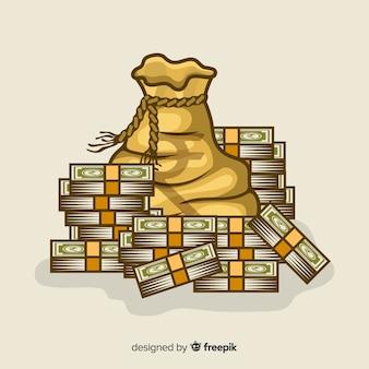 Сумка для индийской рупии