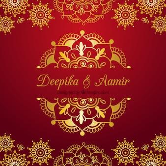 Hindu Wedding Invitation Background Hd Marriage Improvement