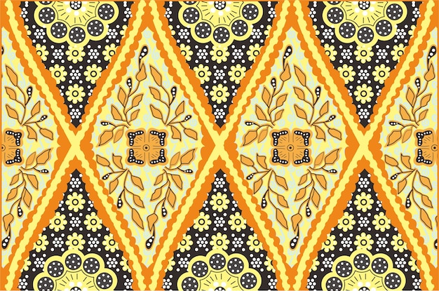 Indonesia batik  design