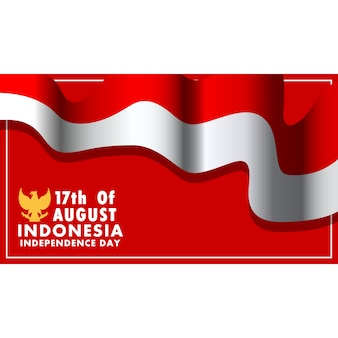 Indonesia independence day wallpaper
