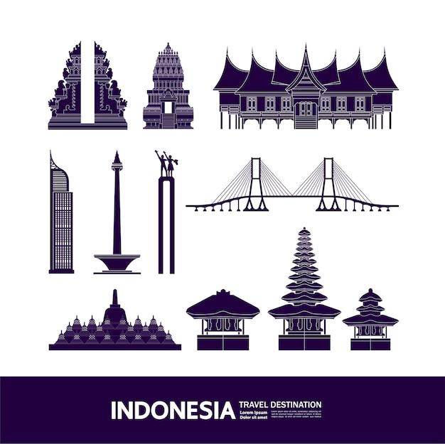 Путешествие в индонезию grand