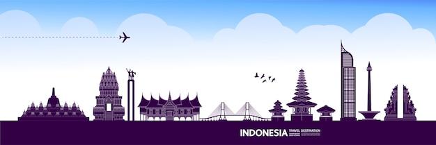 인도네시아 여행 목적지 그랜드