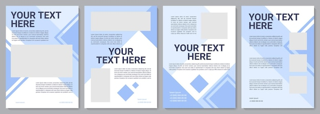 Industrial production brochure template. flyer, booklet, leaflet print, cover design with copy space. your text here. vector layouts for magazines, annual reports, advertising posters