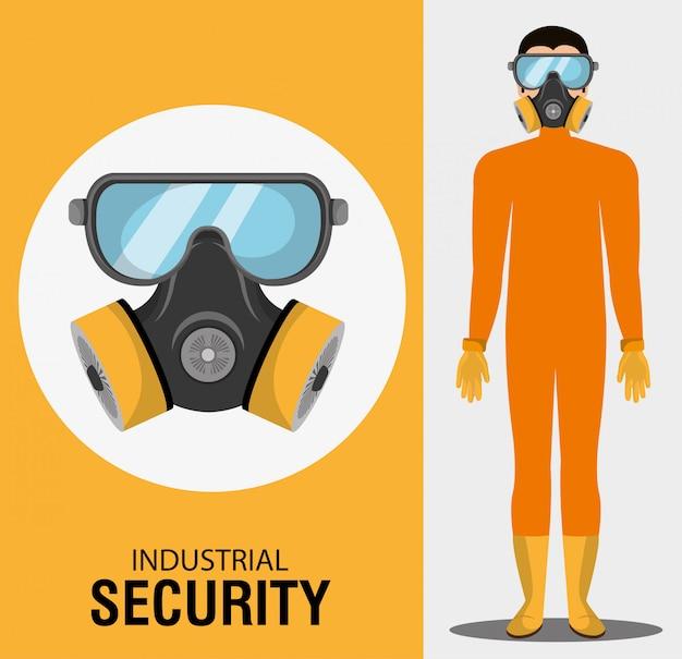 Industrial security equipment