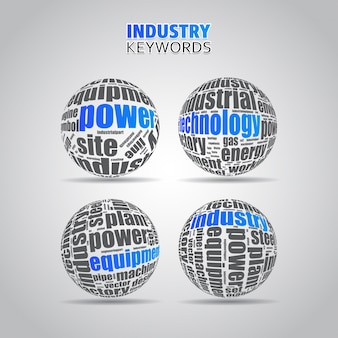 Industry keywords