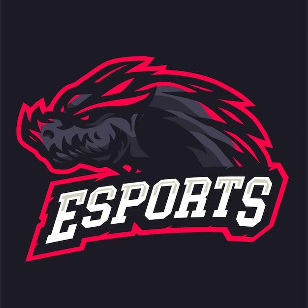 Inferno dragon e-sport logo