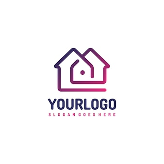 Логотип infinite houses