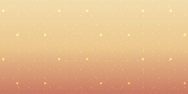 Infinite space background.