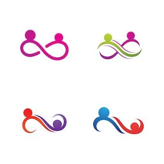 インフィニティピープルファミリーとコミュニティのロゴ
