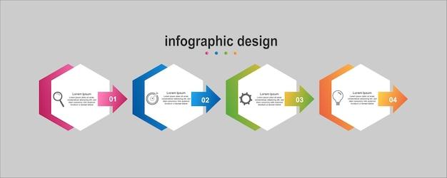 Info graphic design business