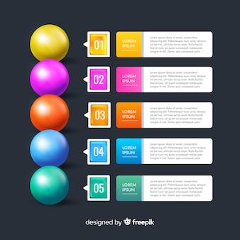 Infografic 요소 컬렉션