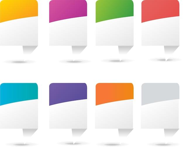 Infografic element isolated white background