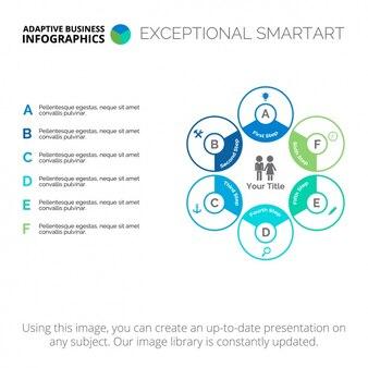 Infograhic дизайн шаблона