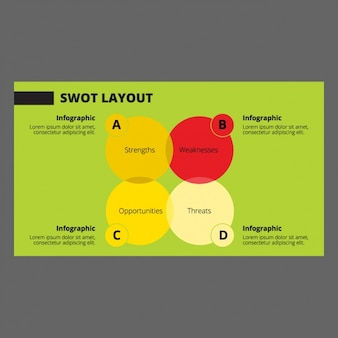 Infograhic template design
