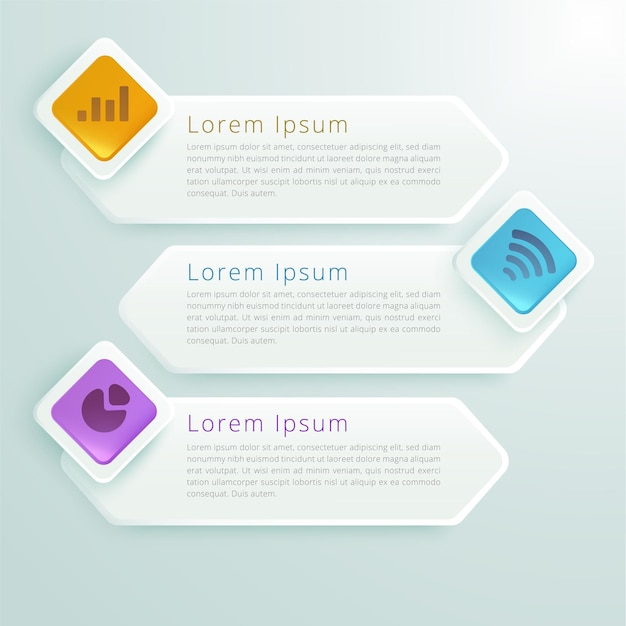 Infographic business, hexagon timeline process template.