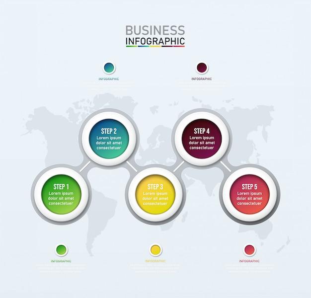 Инфографический бизнес.