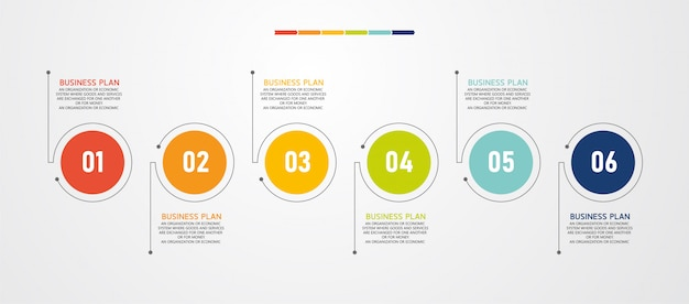 Инфографика может быть использована для процесса презентации, графика данных