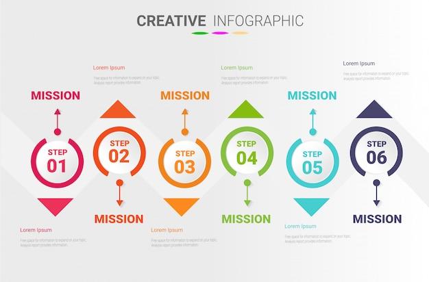 Infographic design  for presentation.