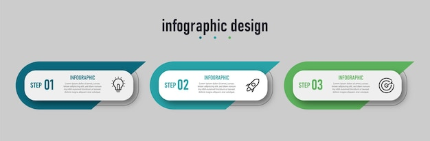 Infographic 디자인 서식 파일