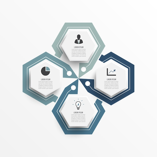 Infographic design vector and marketing icons can be used for workflow layout, diagram