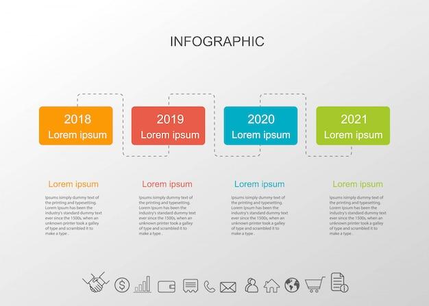Infographic design.