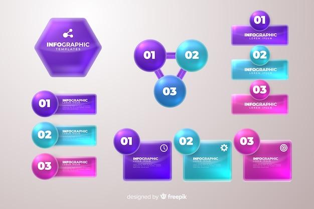 Infographic element collectio