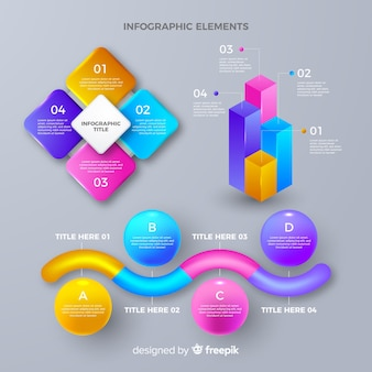 Infographic element collectio