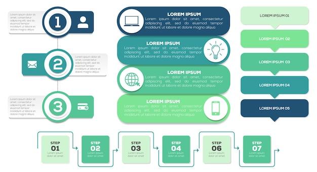 Элементы инфографики