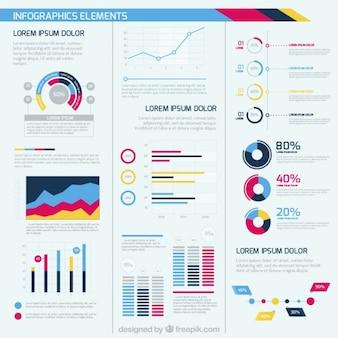 Elementi infographic