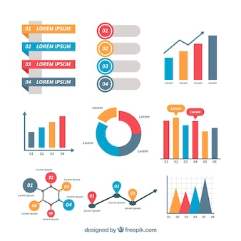 graph vectors photos and psd files free download