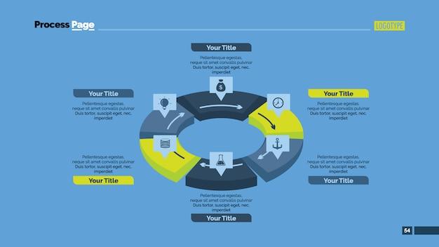 Инфографики дизайн шаблона