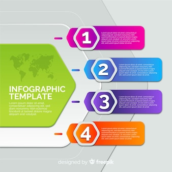 Infographic template