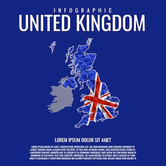 Infographic united kingdom