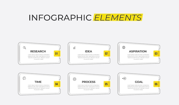 Infographics can be used for workflow layout, diagram, annual report, web design.