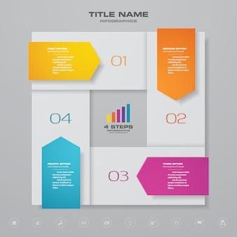Infographics chart element