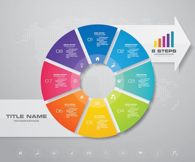 Infographics design element.