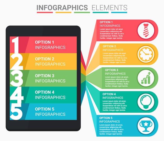 Infographics разрабатывает номер пятерки списка