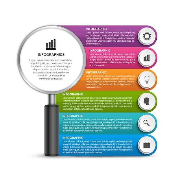 Infographics   or information banner
