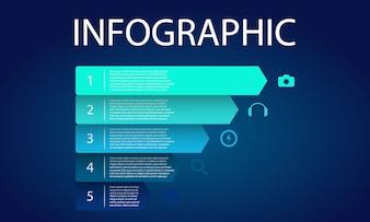Infographics modern
