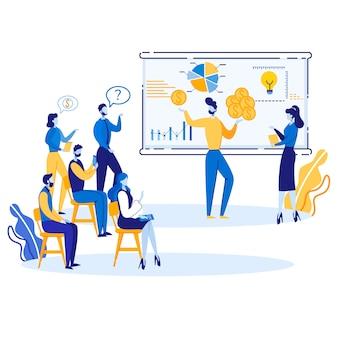 Informative banner comprehensive market research