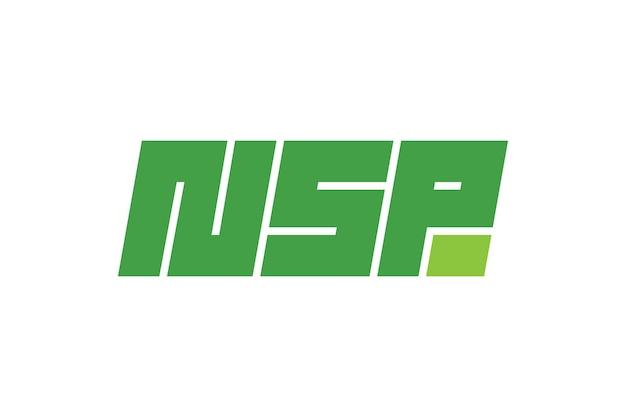 진행 기술 비즈니스 id 로고 타입 개념에 대한 초기 nsp 추상 동적 문자