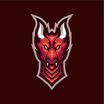 Innocent dragon logo