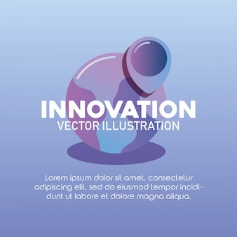 Innovation technology image