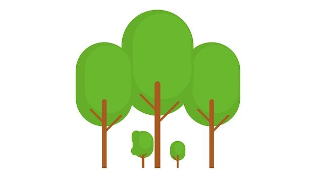 木insolatedベクトル図