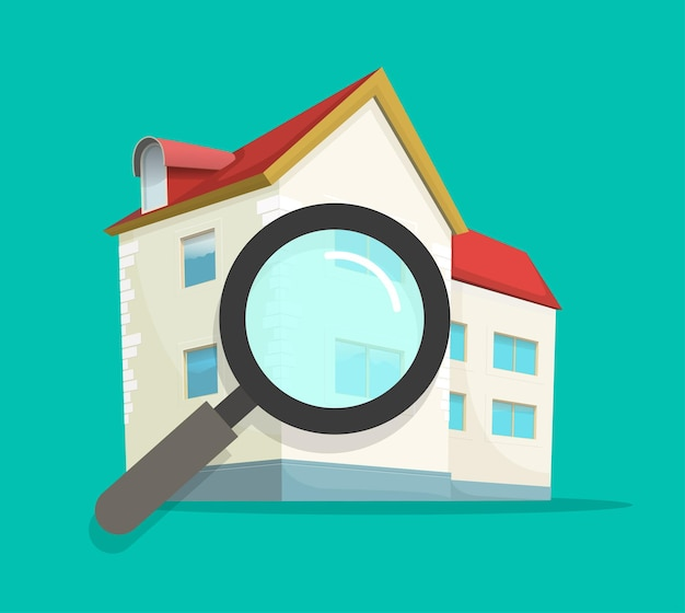 Inspection assessment rating review of residential home