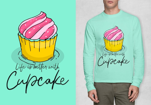 Inspiration typography for t-shirt
