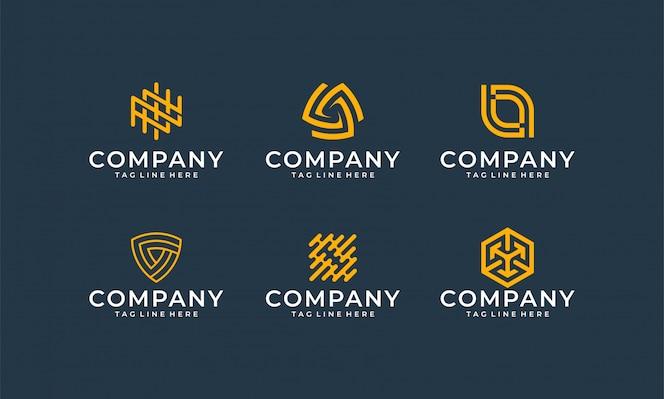inspirational logo moderno bundle