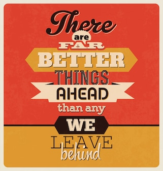 Дизайн вдохновенной цитаты